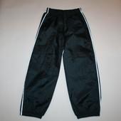 р. 140-146 Okay спортивные штаны-дождевик