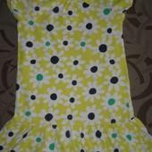 Нове плаття платье туника (туніка) George на 5 - 6 років. ріст 110 - 116 см