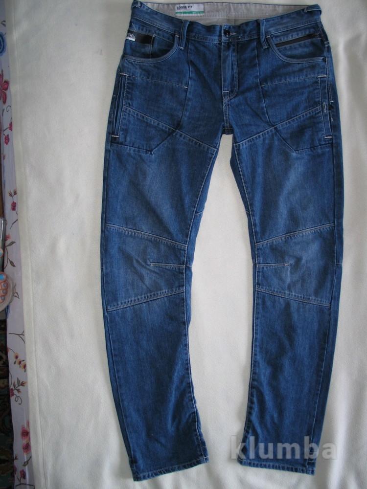 Фирменные джинсы новые не подошел размер фото №1