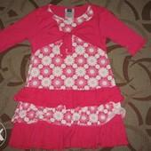 Плаття платье M&Co Kids на 2 - 3 р. ріст 92 - 98 см