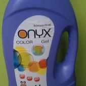 Гель для стирки цветных вещей Onyx color 4л.