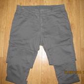 Фирменные брюки H&M 100% катон