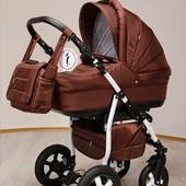 Детская универсальная коляска 2 в 1 Ajax Group Sonet Все цвета