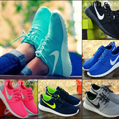 Акция Кроссовки Nike Free Roshe Run