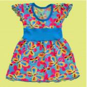 Летние платья  для девочек.