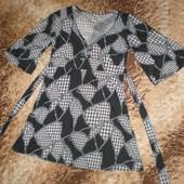 оригинальная туничка-платье