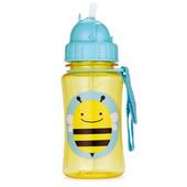 Поильник Skip Hop Straw Bottle Пчелка, огромный выбор, лучшая цена