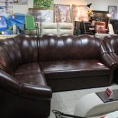 Комплект угловой диван + кресло Фаворит.