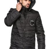 Мужская стеганная деми - куртка Мэлвин (4 цвета)