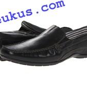 Мужские туфли мокасины GBX кожа оригинал в коробке