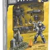 Распродажа - Набор конструктора Солдат Unsc с оружием ( 23 детали) от Mega Bloks
