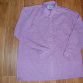 Мужская красивенная рубашка, размер - ХЛ-ХХЛ