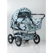Универсальная коляска-трансформер для двойни Trans baby Таурус Duo