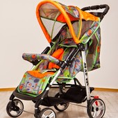 Прогулочная коляска-книжка Trans baby Baby car