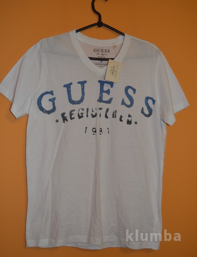 Новая футболочка Guess , размер С фото №1
