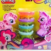 Набор пластилина Play-Doh Пони: Знаки Отличия