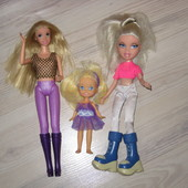Кукла Bratz Barbie Hasbro