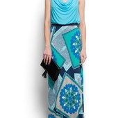 Шикарное платье Mango,размер М
