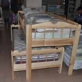 Двухуровневая кровать Трембита