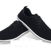Код: gr216 Мужские туфли черного цвета!
