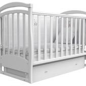 Детская кроватка Верес Соня ЛД6 маятник
