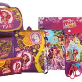 Школьный набор для девочек «Mia&Me»