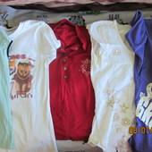 футболки 5шт. за 50грн.