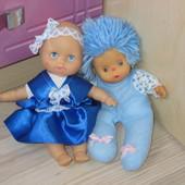 Маленькие куколки 19 см