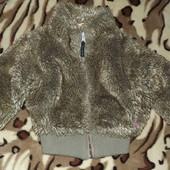 Меховая курточка Frendz  1,5-3 года (80-98 см)