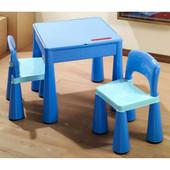 Стол и стульчики Tega Mamut 889