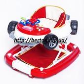 Детские ходунки Baby Tilly Bt-Bw-0002 Red