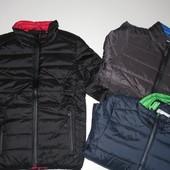 Куртка деми для мальчиков 134-164р.3886