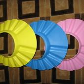 Шапочка-козырек для купания и стрижки