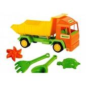 Игрушечный грузовик Mini Truck с набором для песка, 5 элементов 39157