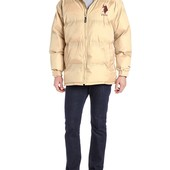 куртка US Polo на флисе юс поло оригинал
