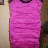 Коктейльное платье TRG 44! укрпочта +10грн