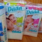 Подгузники dada pampers bella happy Helen Harper