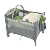 Graco Pack 'N Play Playard  кровать - манеж  дуга с игрушками+ люлька-пеленальный столик