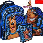 комплект школьный Scooby doo рюкзак+пенал+ сумка
