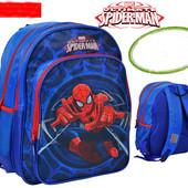 """Школьный рюкзак для мальчика """"Человек паук"""""""