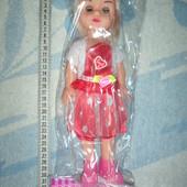 180. кукла блондинка дл 28 см укр+10 гр