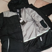 Куртка - пуховик на холлофайбере