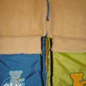 Стильный и практичный дизайн конверта для новорожденных