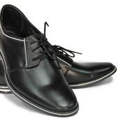 классические мужские туфли натур. кожа 3 модели Код: К-113,114,115