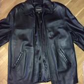 Мужская кожаная куртка Carmens