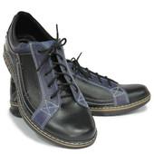 туфли мужские натуральная кожа 2 модели КФ 200,213