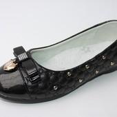 Туфли для девочек р.31,34 ТМ Ytop