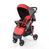 Прогулочная коляска tilly carrello Quattro crl 8502  красная