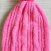 Модная шапка H&M 52-56см