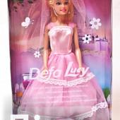 Kуклa Defa Lucy в ассортименте:Принцесса,Кукла в зимней одежде,Русалка